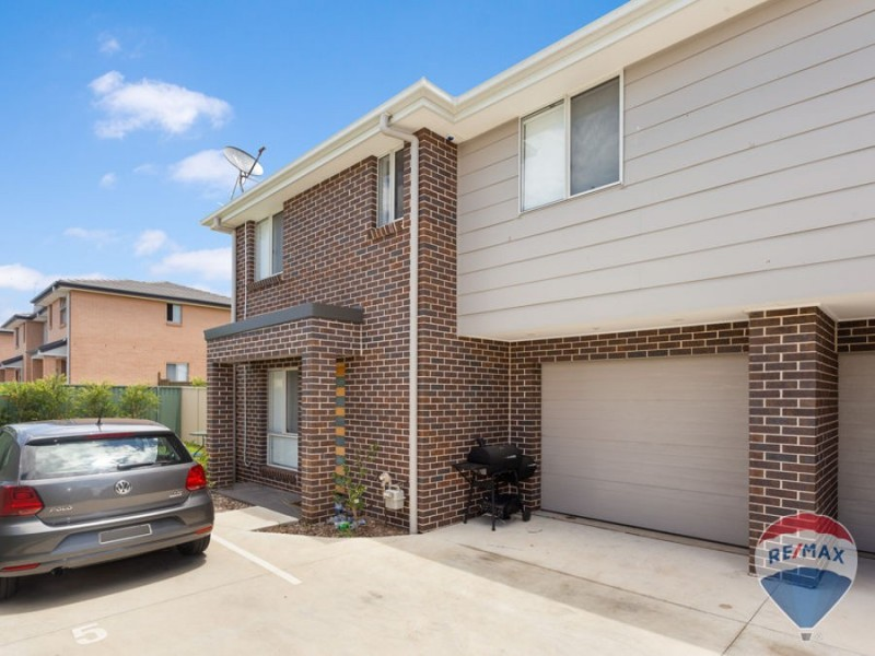 5/18 CANBERRA STREET, Oxley Park NSW 2760