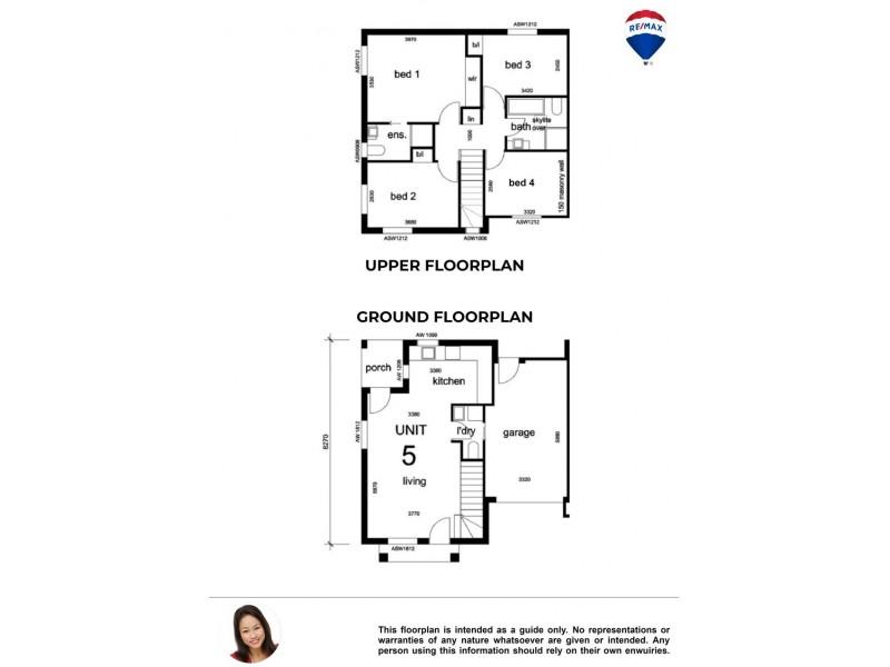 5/18 CANBERRA STREET, Oxley Park NSW 2760 Floorplan