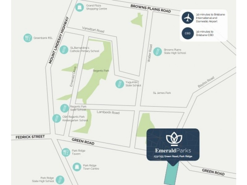 Emerald Parks, Park Ridge QLD 4125 | My Property Shop Australia Pty