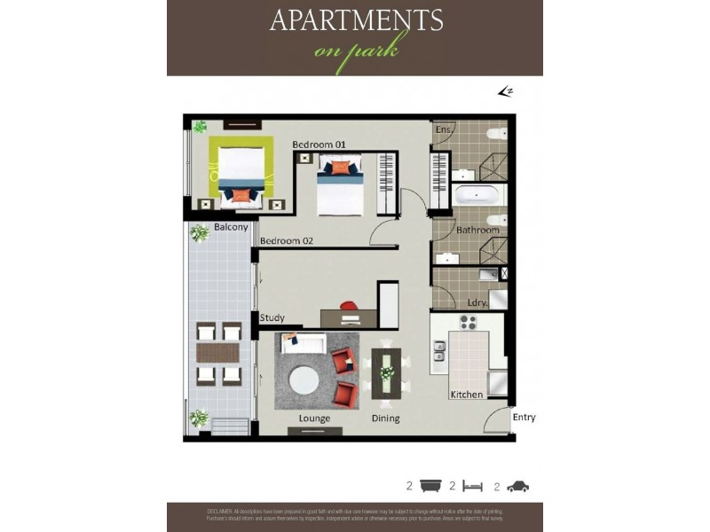 150 6-14 Park Road, Auburn NSW 2144 Floorplan