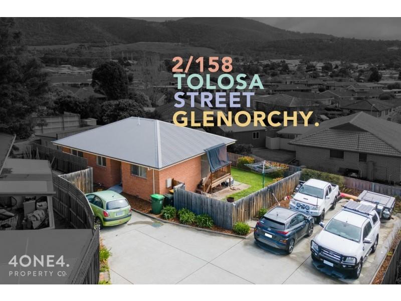 2/158 Tolosa Street, Glenorchy TAS 7010