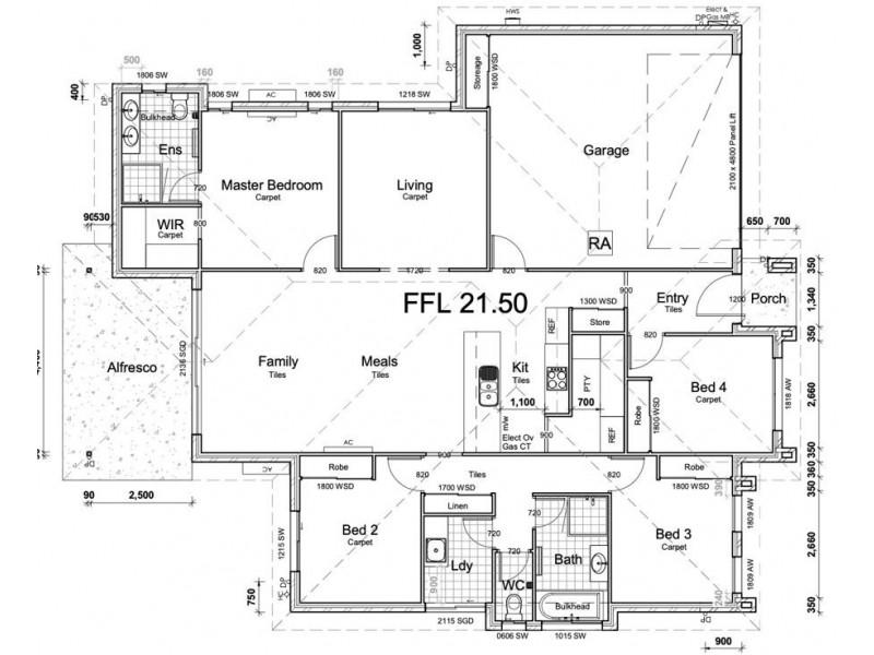 6 Carpenters Drive, Coomera QLD 4209 Floorplan
