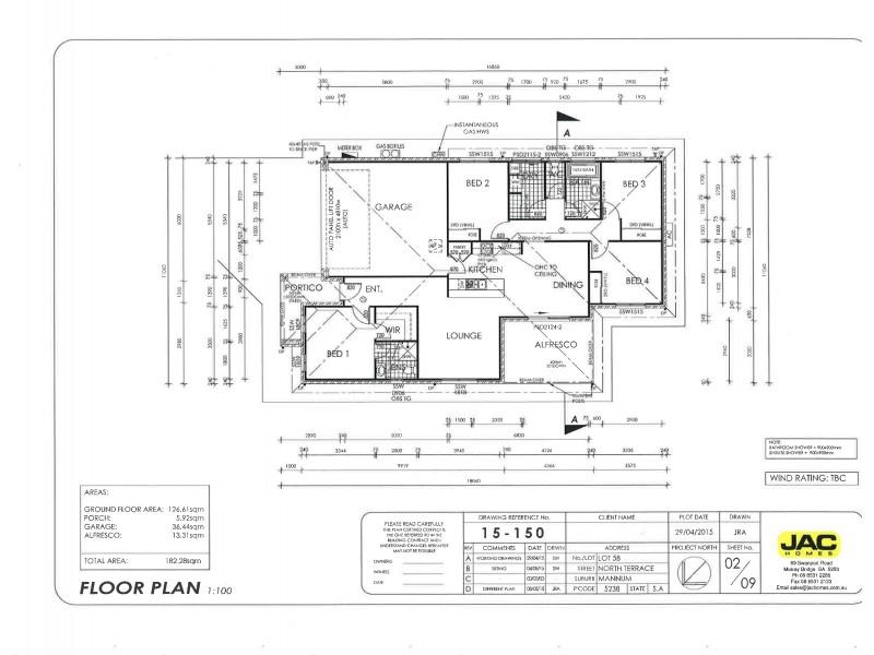 19 North Terrace, Mannum SA 5238 Floorplan