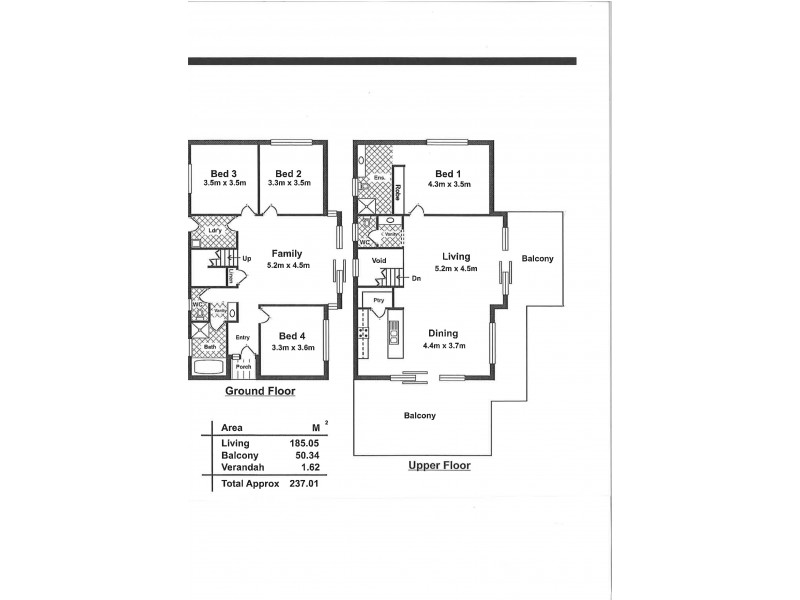 9 Timaru Way, North Beach SA 5556 Floorplan