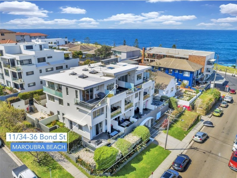 11/34 Bond Street, Maroubra NSW 2035