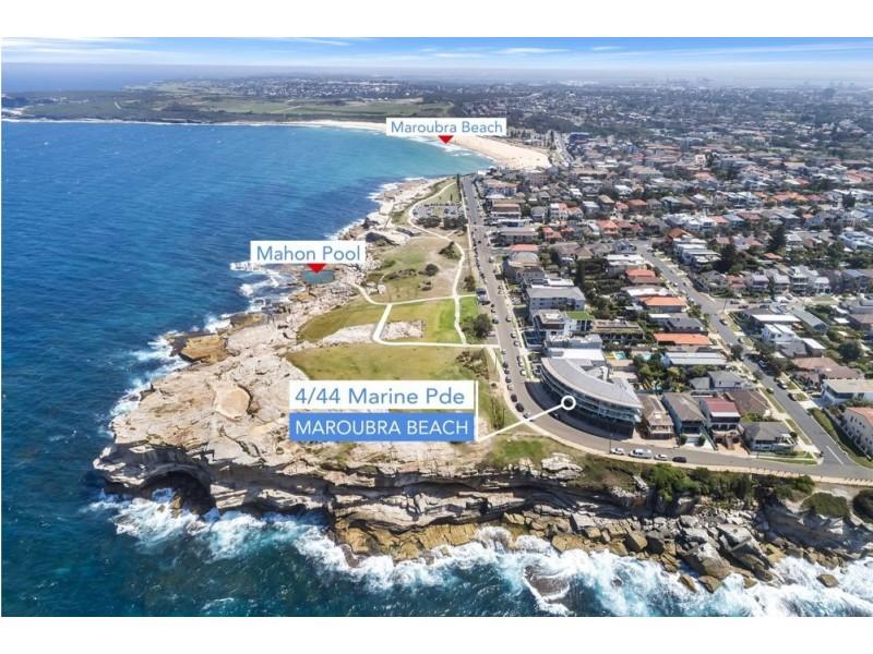 4/44 Marine Parade, Maroubra NSW 2035