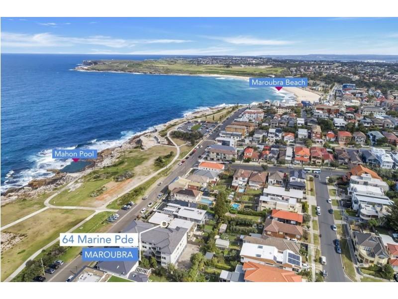 64 Marine Parade, Maroubra NSW 2035
