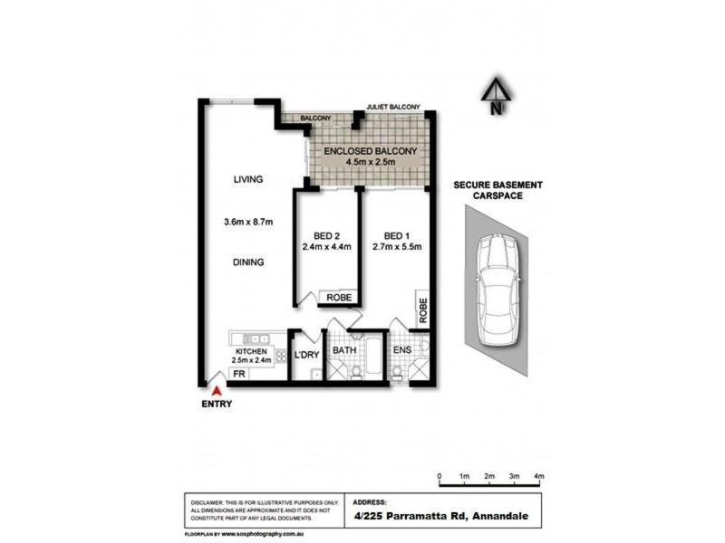 225 Parramatta Road, Annandale NSW 2038 Floorplan
