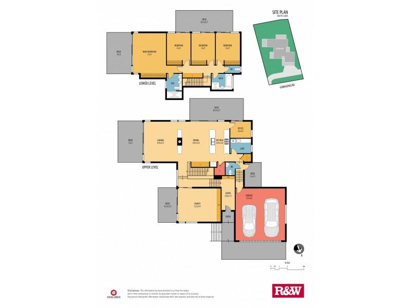37 Gabagong Road, Horsfield Bay NSW 2256 Floorplan