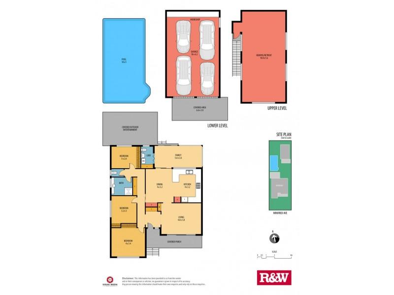 15 Winifred Avenue, Umina Beach NSW 2257 Floorplan