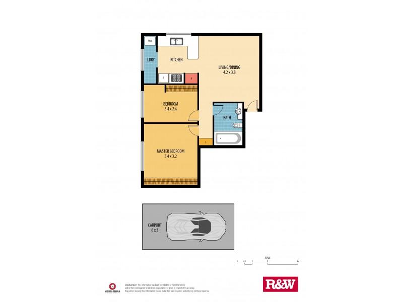 5/39 Paton Street, Woy Woy NSW 2256 Floorplan
