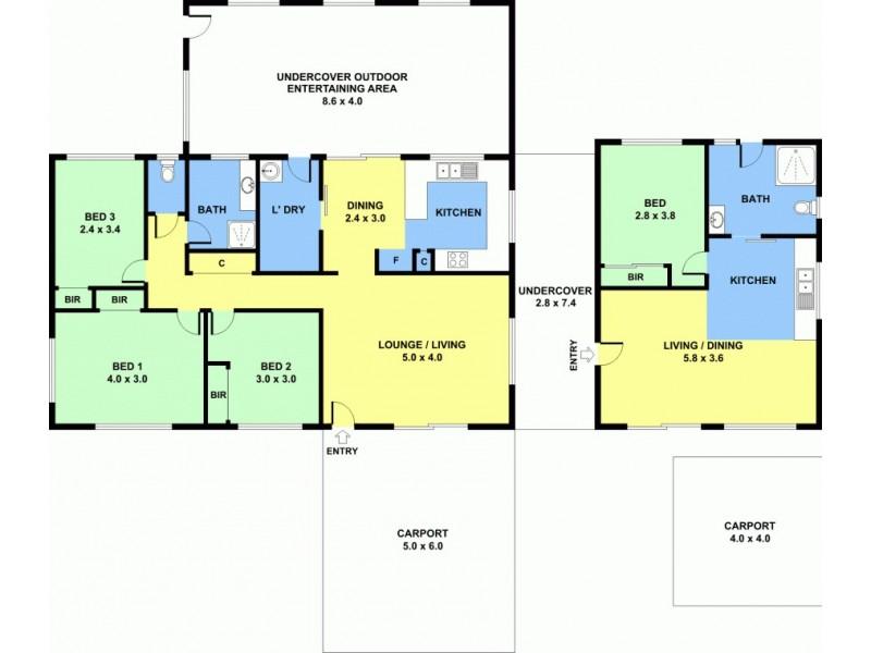 42 Gladewood Drive, Daisy Hill QLD 4127 Floorplan