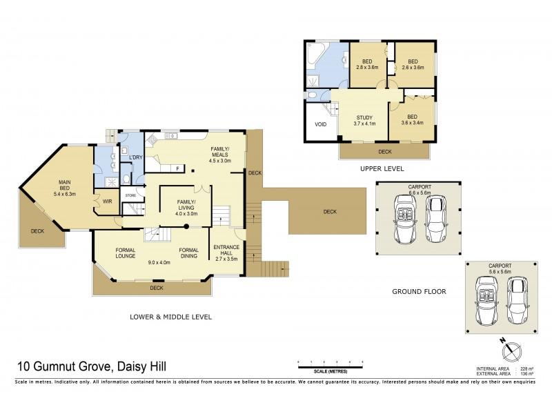 10 Gumnut Grove, Daisy Hill QLD 4127 Floorplan