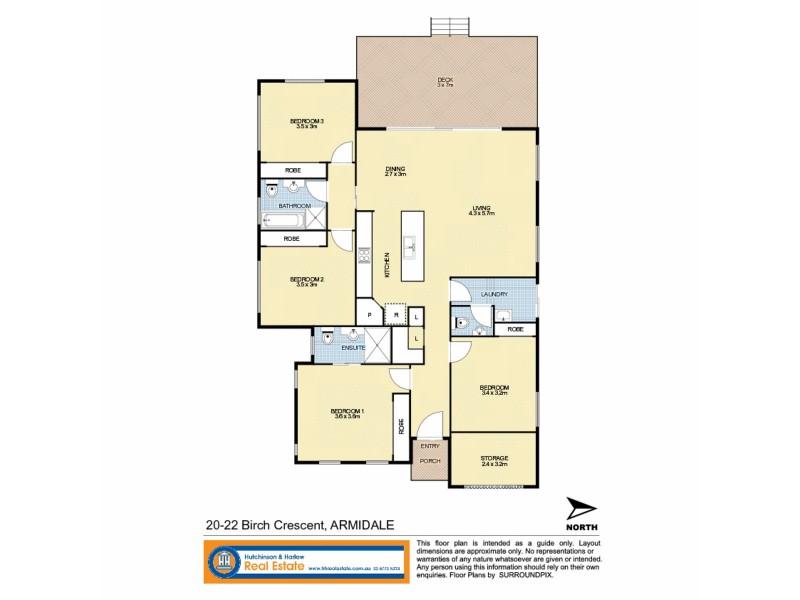 20-22 Birch Crescent, Armidale NSW 2350 Floorplan