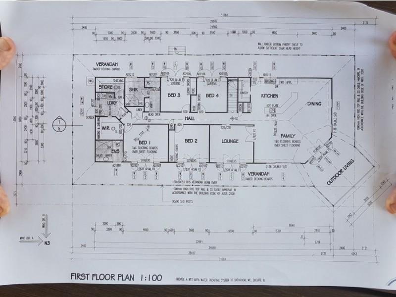 2516 Manilla Road, Tamworth NSW 2340 Floorplan