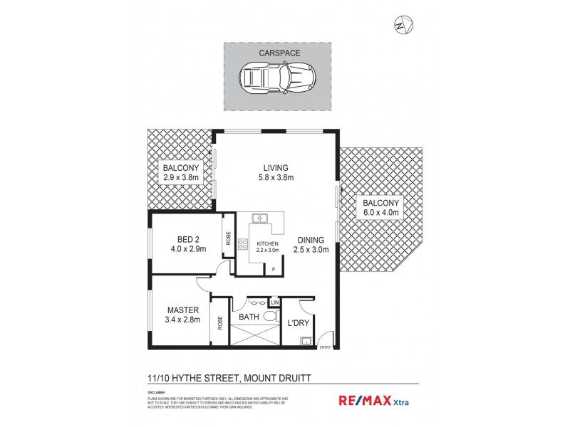 11/10 Hythe Street, Mount Druitt NSW 2770 Floorplan