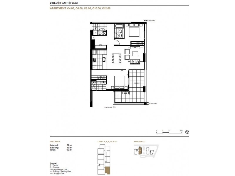 C1206/5 Delhi Road, North Ryde NSW 2113 Floorplan