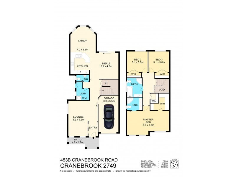453B Cranebrook Road, Cranebrook NSW 2749 Floorplan