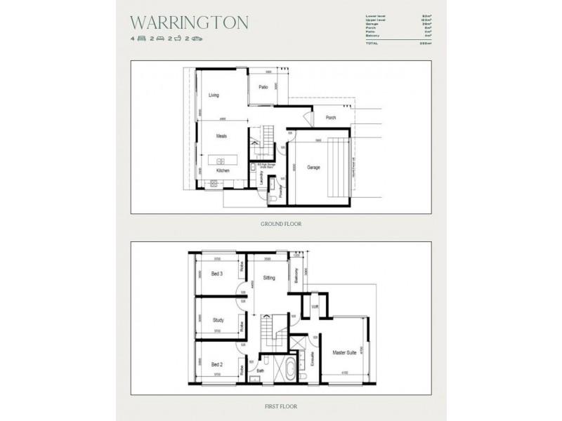 Lots 1-15 (C) Arundel Drive, Arundel QLD 4214 Floorplan