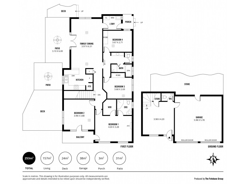 1/4 Mccann Place, Greenwith SA 5125 Floorplan