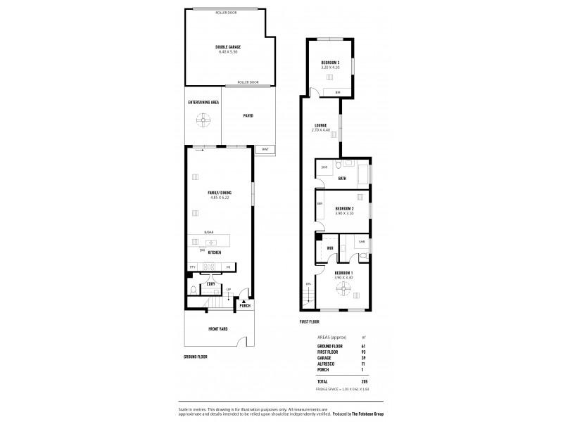 2/135 Arthur Street, Magill SA 5072 Floorplan