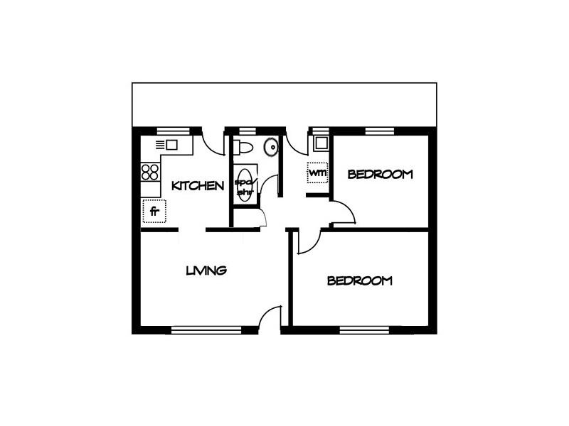 3/76 Harvey Street, Collinswood SA 5081 Floorplan