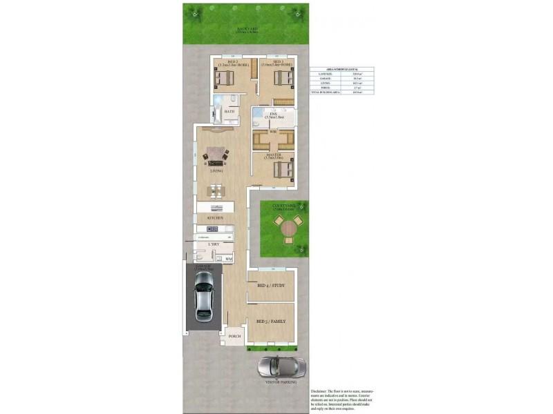 4/9 Osmond Terrace, Fullarton SA 5063 Floorplan