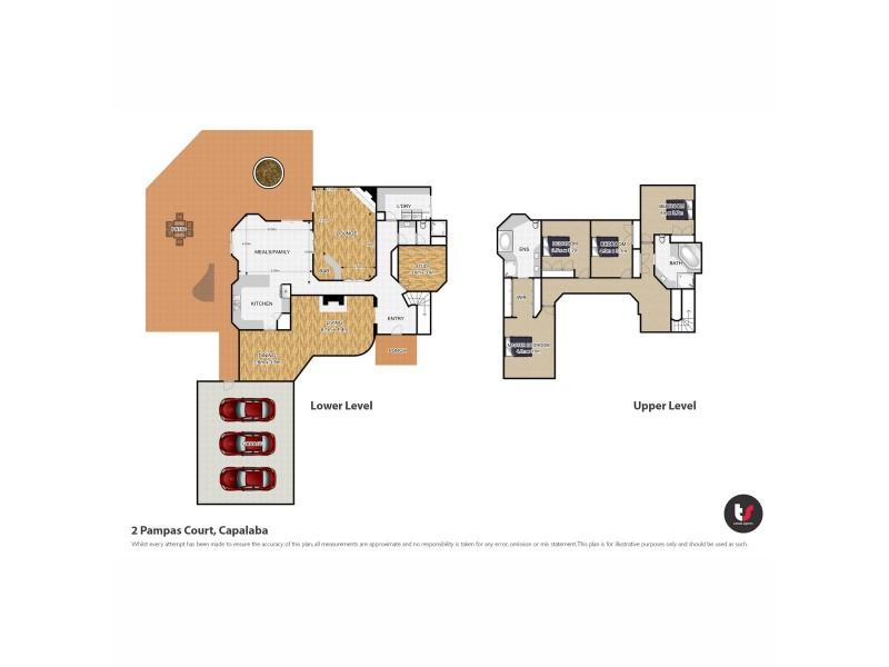 Capalaba QLD 4157 Floorplan