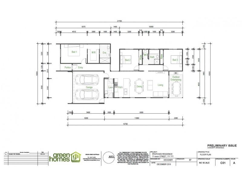 Anketell WA 6167 Floorplan