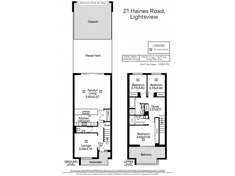 21 Haines Road, Northgate SA 5085 Floorplan
