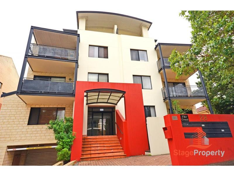 4/28 Bronte Street, East Perth WA 6004