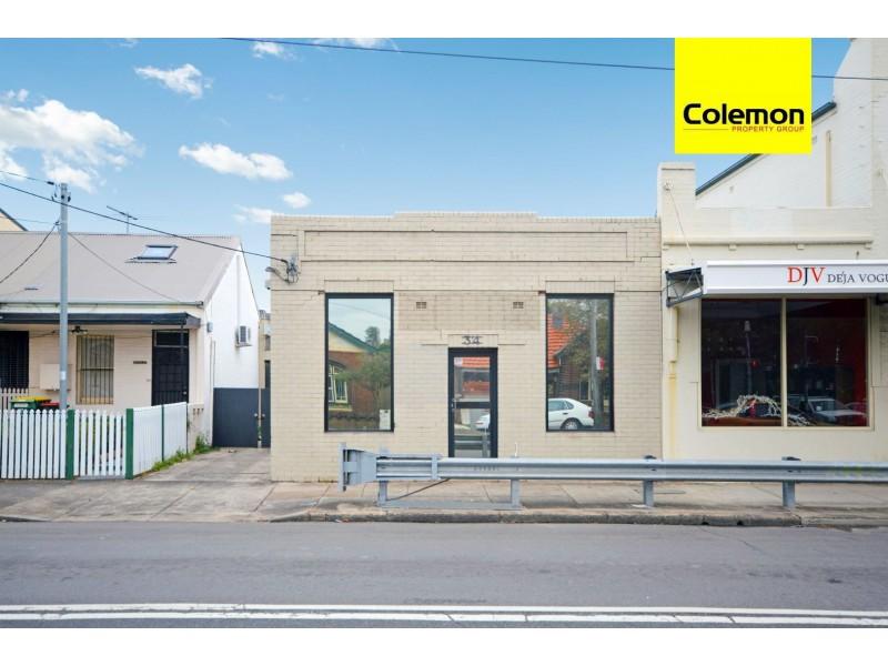 34 Thomas Street, Ashfield NSW 2131