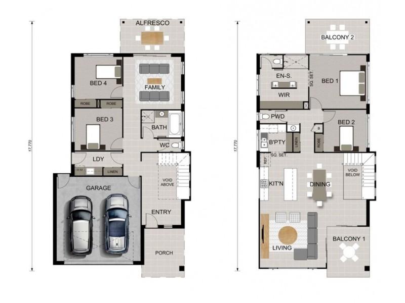 15 Canavalia Street, Palmview QLD 4553 Floorplan