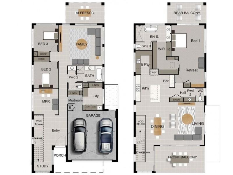2 Smith Lane, Newport QLD 4020 Floorplan