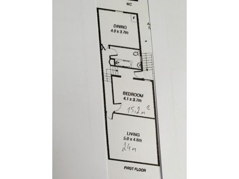 1/317 Darling Street, Balmain NSW 2041 Floorplan
