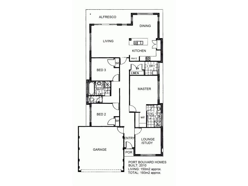 10 Bourke Close, Ravenswood WA 6208 Floorplan