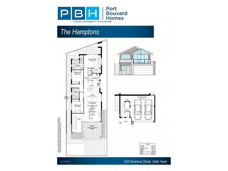 26 Sharland Street, Halls Head WA 6210 Floorplan