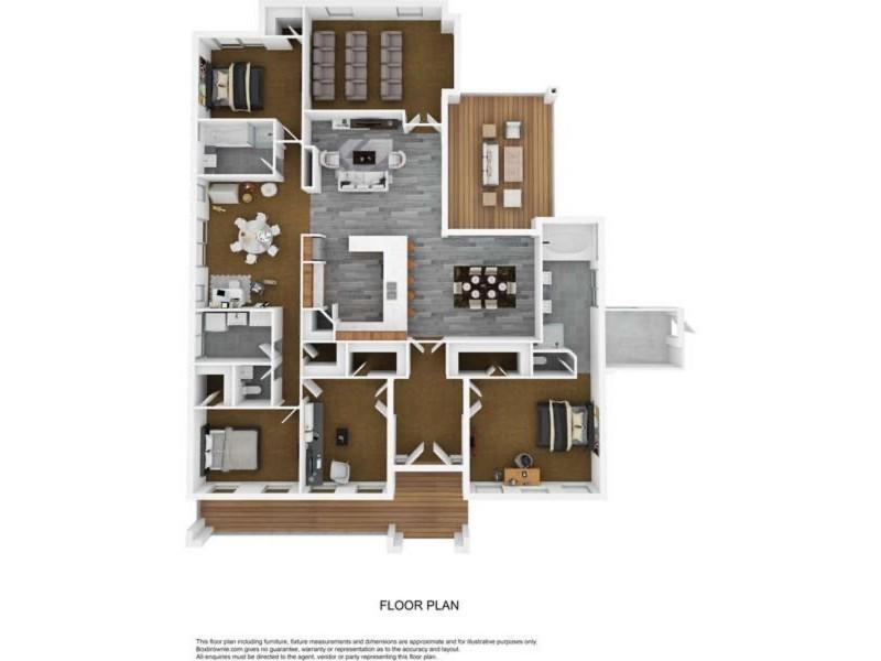 1 Bonita Way, Tapping WA 6065 Floorplan