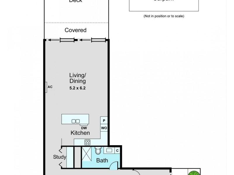 5/15 Vickery Street, Bentleigh VIC 3204 Floorplan