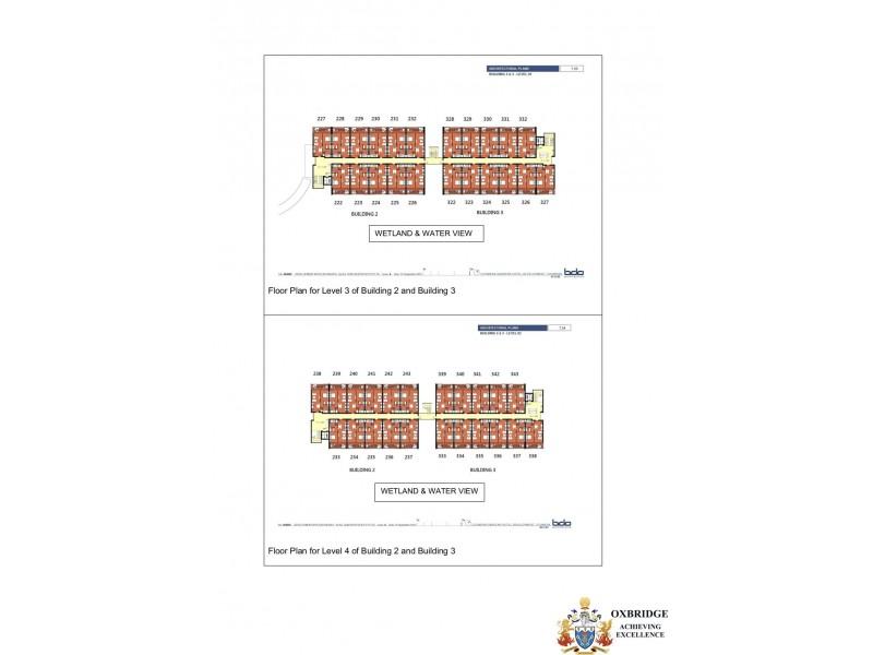 105/486 Foxwell Road, Coomera QLD 4209 Floorplan