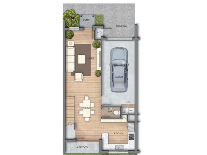 Redbank Plains QLD 4301 Floorplan
