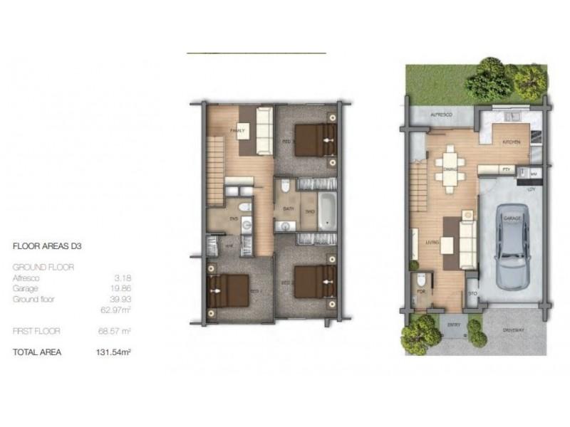 Morayfield QLD 4506 Floorplan
