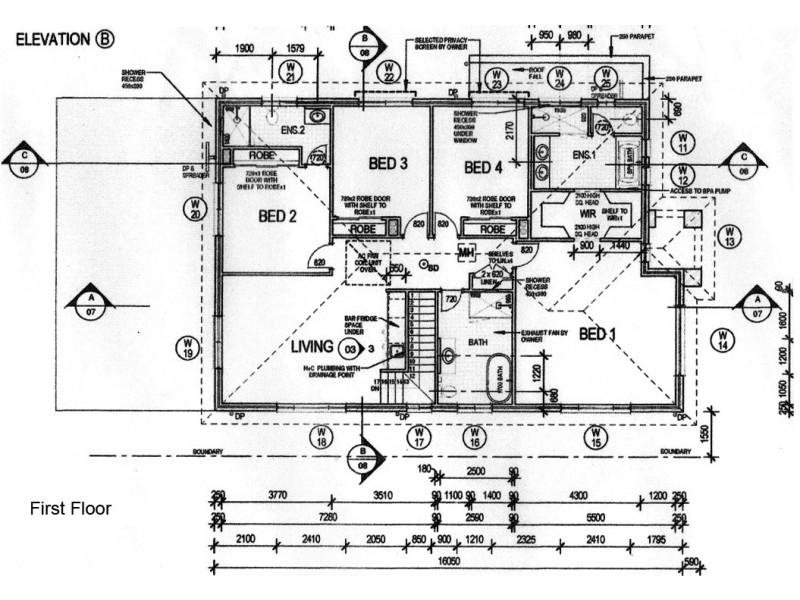 141 Pacific Haven Circuit, Pacific Haven QLD 4659 Floorplan