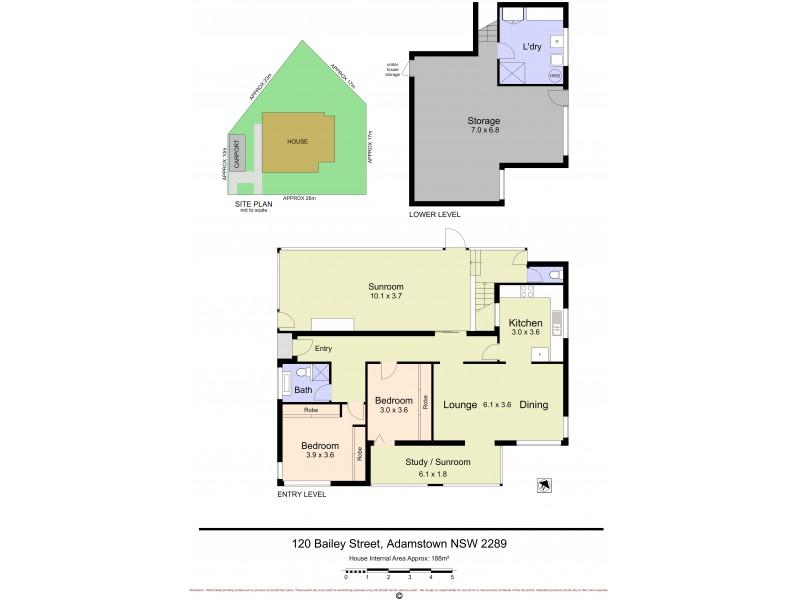 Parramatta NSW 2150 Floorplan