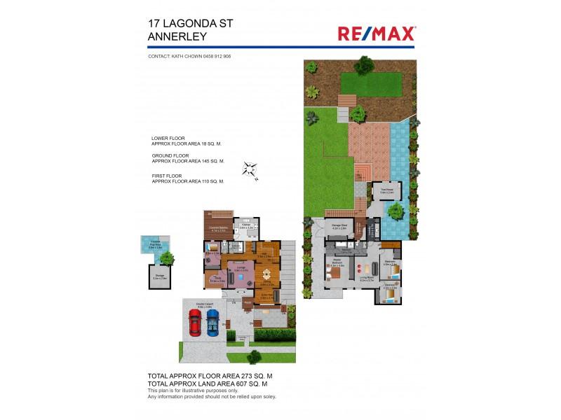 17 Lagonda Street, Annerley QLD 4103 Floorplan