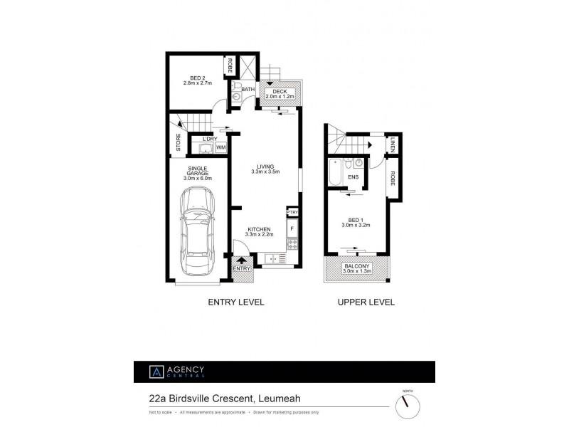 22a Birdsville Crescent, Leumeah NSW 2560 Floorplan