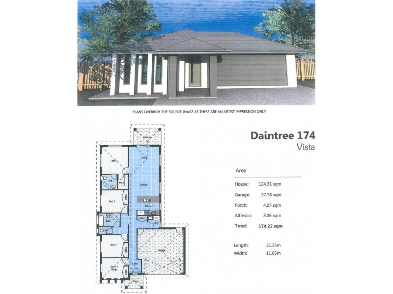 43 Tier Hill Drive, Smithton TAS 7330 Floorplan