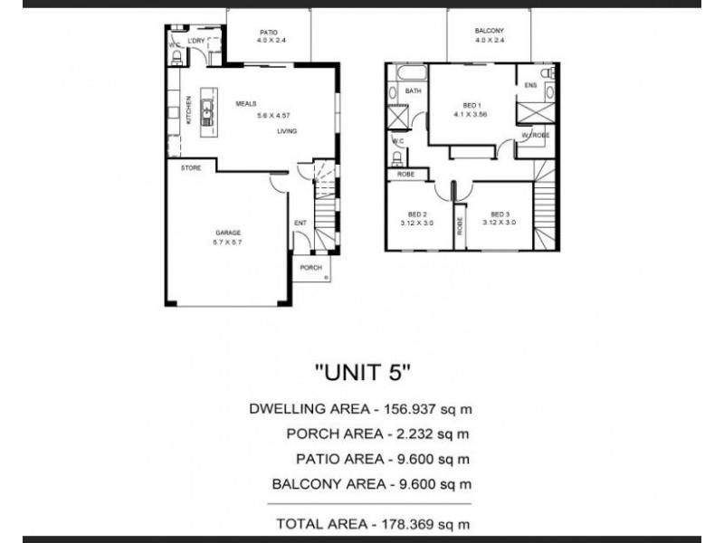 5/11 Oleander Street, Daisy Hill QLD 4127 Floorplan