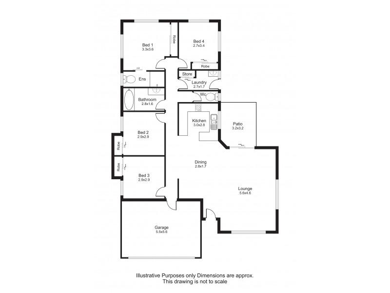 76 Shaft Street, Edmonton QLD 4869 Floorplan