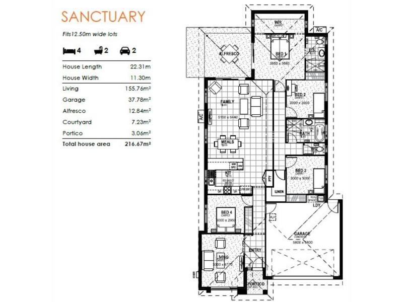 Urangan QLD 4655 Floorplan